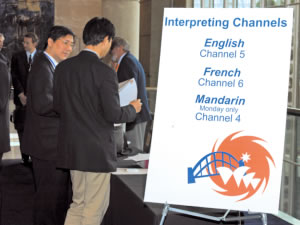 how to become a conference interpreter in europe
